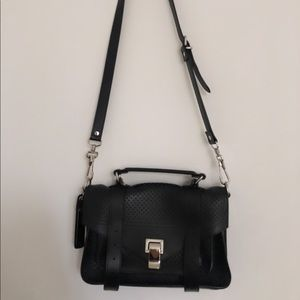 Proenza Schouler Black PS1 with detail